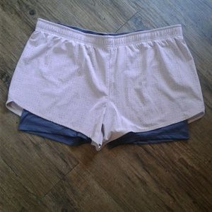 Womens RBX X Dri Athletic Workout Running Shorts